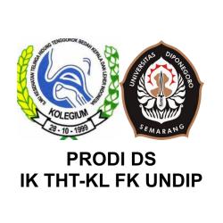 Prodi  DS IK THT-KL FK UNDIP